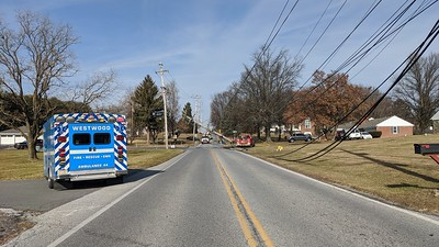 Reeceville Rd and Hurley Rd Accident
