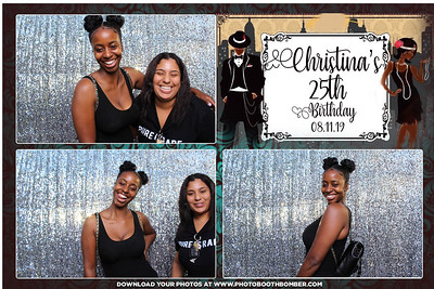 Christina's 25th 08.11.19
