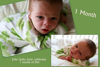 Jack 1 month