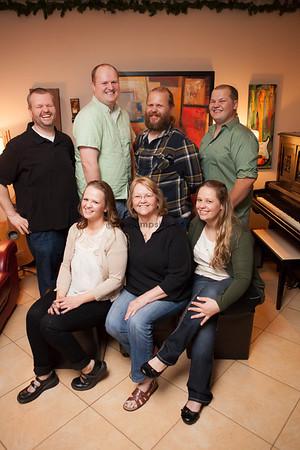 Rehearsal Family Photos
