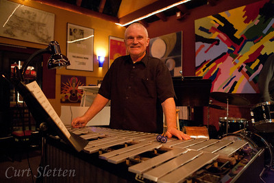 Harry Smallenburg at Cafe 322