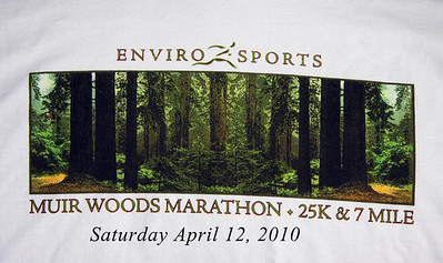 Muir Woods Trail Race April 10th, 2010