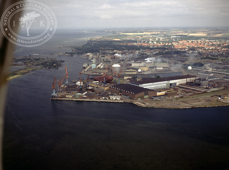 Landskrona fertilizer industry – Supra (1990) | PH.0038