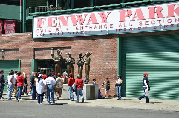 2012-04-19-Fenway Park 100 Year Anniversary