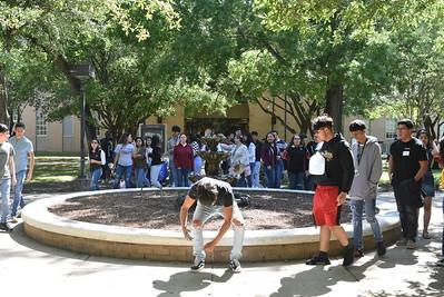 2019 Duel Credit Field Trip to San Jacinto College