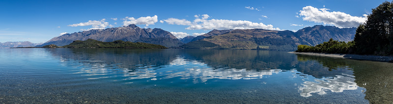 Am «Lake Wakatipu»