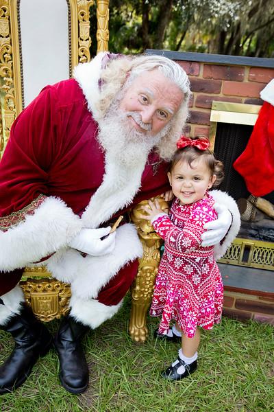 Santa Minis 2018: Melodie!