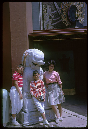 Box 9 Aug 1961 - Sept 1961