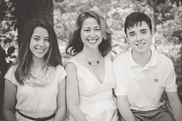 Sylvie Fox Family