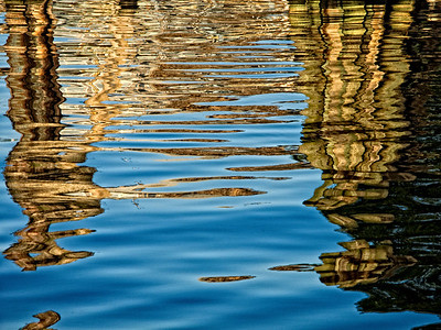 Reflections on Hyannis Harbor