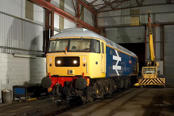 Midland Railway Centre (09/12/2006)