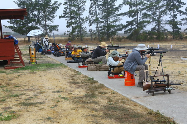CA STATE FIELD TARGET CHAMPIONSHIPS / GRAND PRIX SEPT 14th & 15th  2019