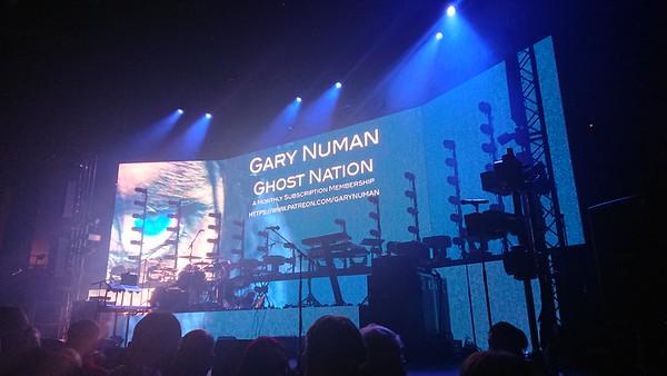 10-24 Gary Numan + Kanga