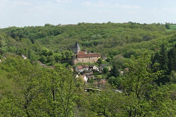 Gargilesse - Village