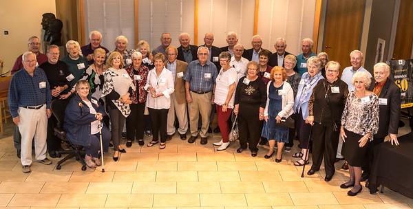 60th Reunion Paseo 1956
