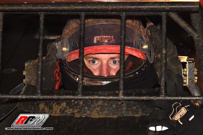 East Bay Raceway Park - Lucas Oil Late Model Dirt Series - 2/4/19 - Paul Arch