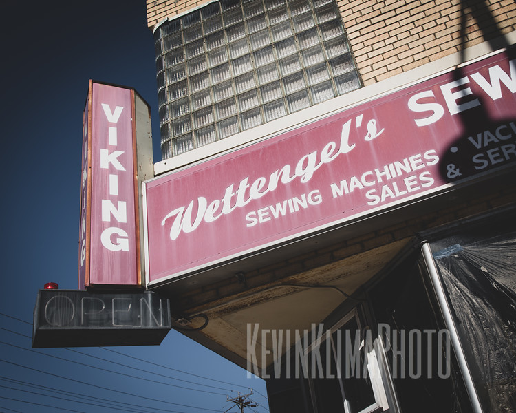 Wettengel's Sewing & Vacuum  (closed)