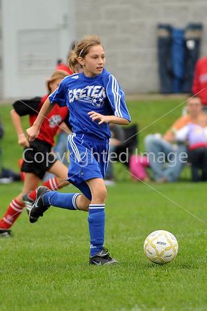 U11 Girls - Wilson-Matyasich VS Exeter-Mazur
