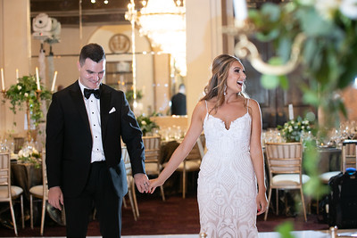 Francie and Mike - Reception