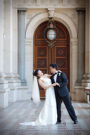 Li and Grace ~ Wedding