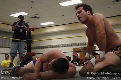 NECW Hot August Fight - August 18, 2012 - Bridgewater, MA
