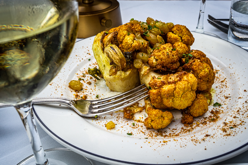 June 7 - Roasted Cauliflower with Vadoouvan Dill Yogurt.jpg