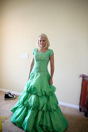 Ella Princess Party 8-09