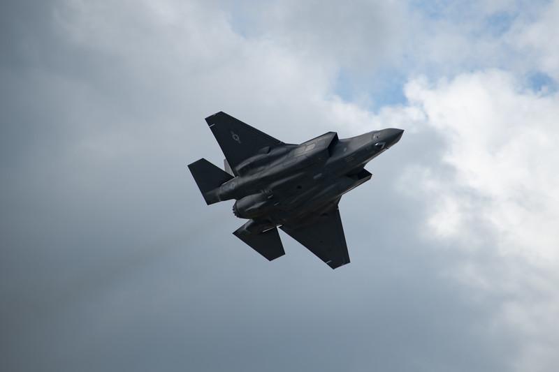 F-35A Lightining II (13-5079 - December 7, 2015)
