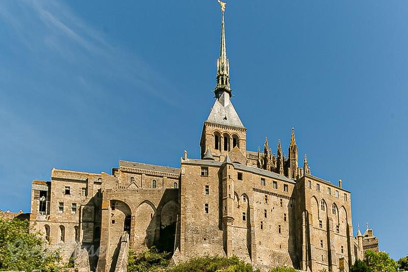 Abbey Mont Saint Michel