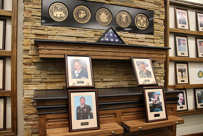 SOS Hall of Heroes Photo Mounting Ceremony August 17, 2018
