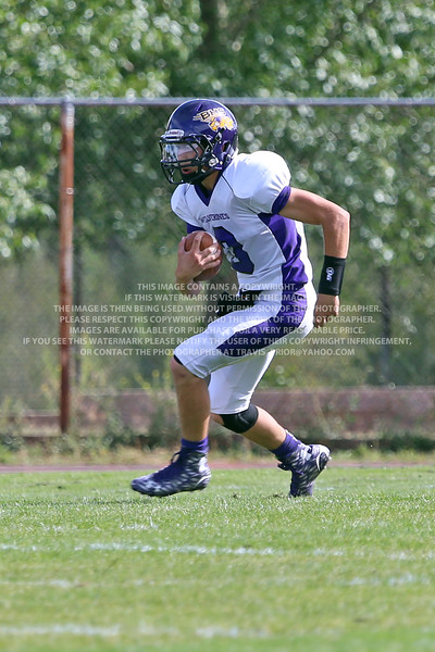 2015 Bayfield High School Junior Varsity Football vs Durango Monday August 21