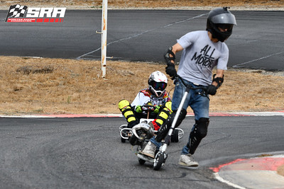 Go Ped Racer # 101