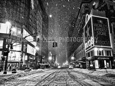 NYC Blizzard - 01/23/16