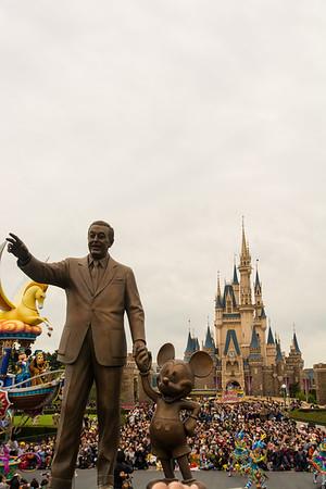 Day 10 - Tokyo Disneyland