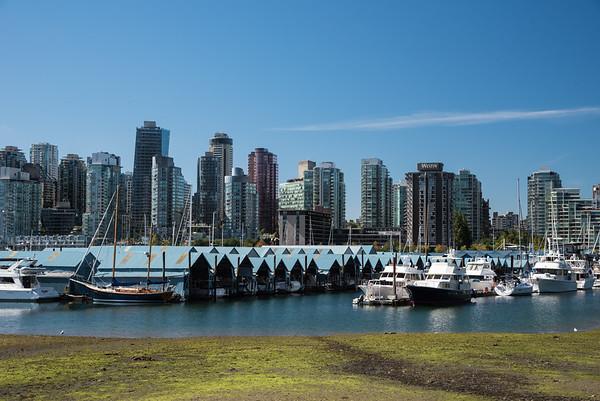 Vancouver & Calgary