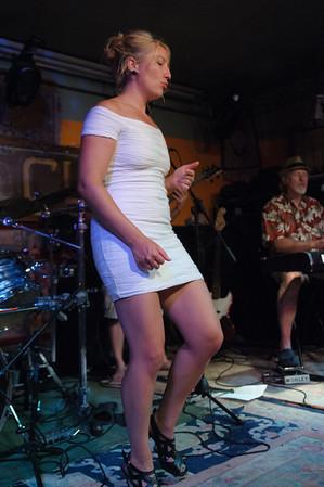 Left Wing Bourbon @ Shari's (Blues Chippewa)