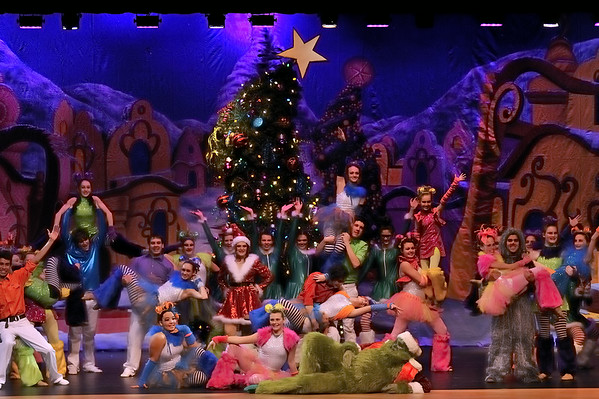 OBD Christmas Shows