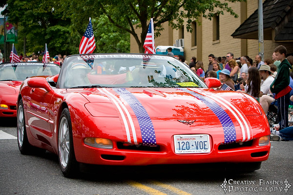 Corvette Marque Club of Seattle