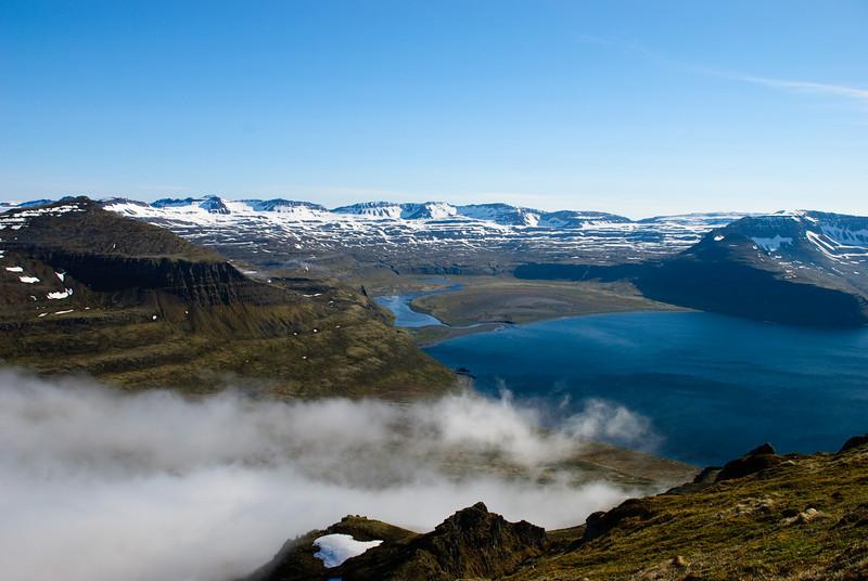Hornvík og Hafnarós
