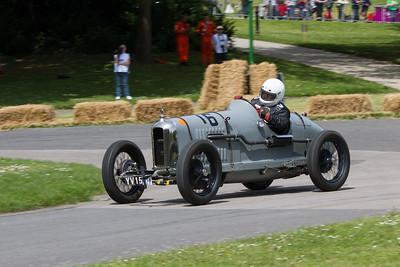 Motorsport at the Palace 2013