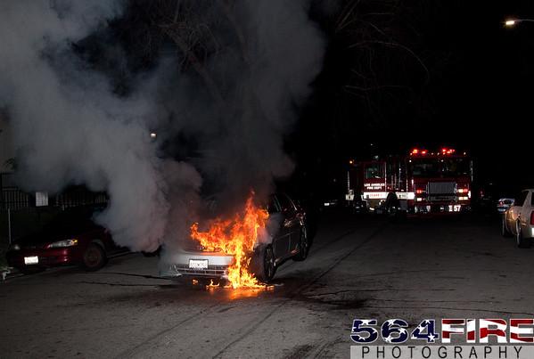 LAFD - Auto Fire - 2-18-12