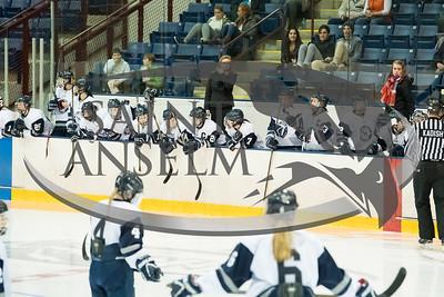 Women's Ice Hockey vs. Holy Cross (12/02/16) Courtesy Jim Stankiewicz