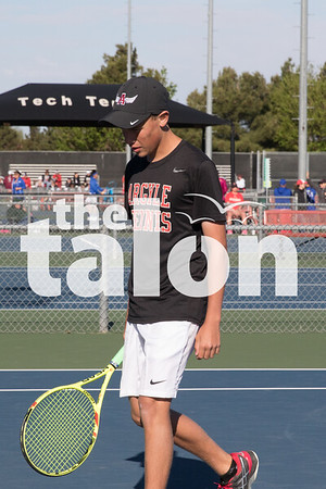 Regional Tennis Tournament at Texas Tech (4-18-19)