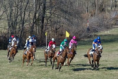 Point To Point Races - 2020