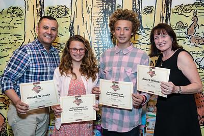 April 5, 2017 - My Favorite Teacher Awards