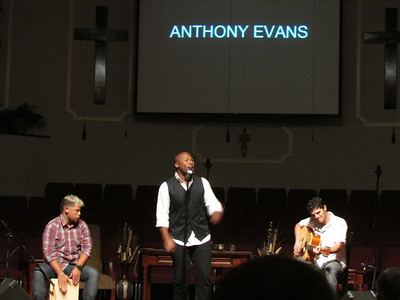 Anthony and Tony Evans