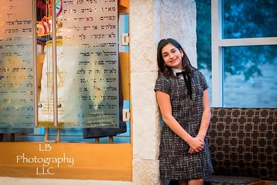 Sarah at Shearith Israel