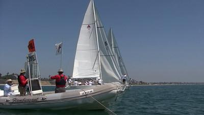 Sailing Academy Yacht Racing Videos 8-23-15