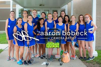 Girls' Tennis (October 10, 2017)