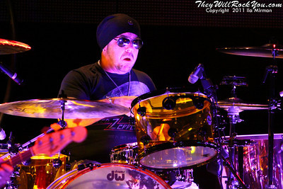 Jason Bonham's Led Zeppelin Experience <br> October 31, 2011 <br> Wilbur Theater - Boston, MA <br> Photos by: Ilya Mirman